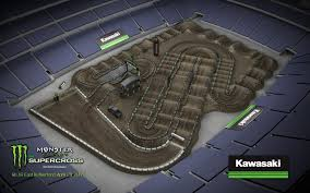 live ama motocross 2017 east rutherford sx track map transworld motocross