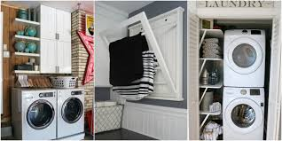 Laundry Room Accessories Storage by Small Laundry Room Organizing Storage 09 Photos Loversiq