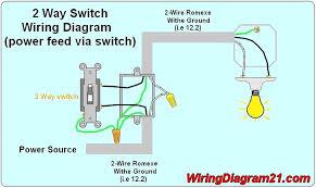 light switch wire diagram carlplant