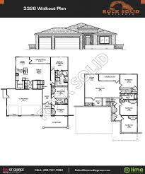 Springs Floor Plans by Rented Vocational Homes Floor Plans Millcreek Springs