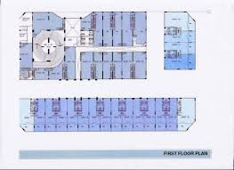 Floor Plan Of An Apartment Mayang Mall Penang Prop Ground Floor Plan Of The Promenade