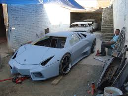 replica lamborghini when the supercar is fake up cars