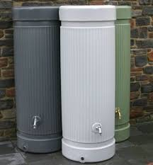 Decorative Water Tanks 300l Georgian Pillar Water Tank Column In Charcoal Water