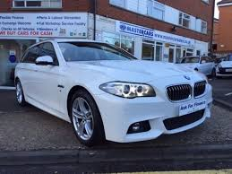 used bmw 5 series estate for sale used bmw 5 series 520d m sport touring for sale in hitchin at