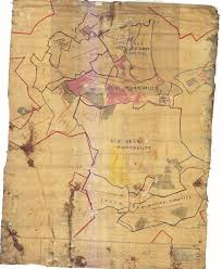 Map Of Unf From 1807 To 2021 The Evolution Of Delhi In Six Maps