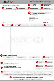 how to read statement hsbc indonesia