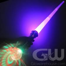 light up swords with multi color lights glowarehouse