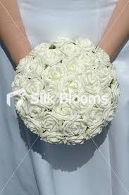 wedding flowers glasgow shop large ivory wedding brides wedding bouquet
