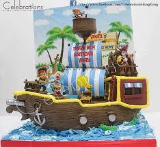 33 jake neverland pirates cakes images