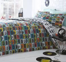 Debenhams Bed Sets Retro Cassettes Bedding Set By Ben De Lisi For Debenhams Retro To Go