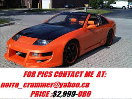 modified nissan 300zx 1990 nissan 300zx custom body kit for sale california