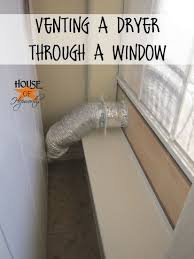 Basement Window Dryer Vent by 25 Best Dryer Vent Pipe Ideas On Pinterest Basement Laundry