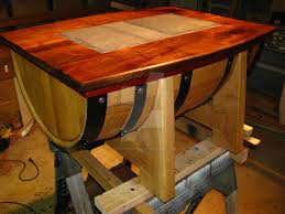 Whiskey Barrel Chairs Furniture Wooden Barrel Coffee Table Whiskey Barrel Chair Plans