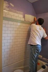 How To Lay Floor Tile In A Bathroom - how to install bathr mesmerizing how to install bathroom tile