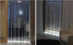 Fiber Optic Curtains Fibre Optic Curtain At The Entrance To The Sensory Room At Kontula