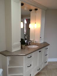 bathroom vanity with towers beautify thy home pinterest