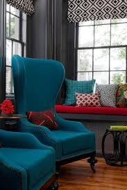 house of turquoise living room turquoise red decor ruthie staalsen interiors