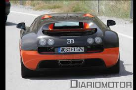 future bugatti veyron super sport video 1 200hp bugatti veyron 16 4 super sport filmed for the