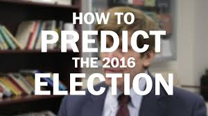 Presidential Election 2016 Predictions By State Html by How To Predict The 2016 Election The Washington Post