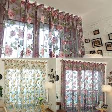 Wohnzimmer Lila Beige Online Get Cheap Large Window Curtains Aliexpress Com Alibaba Group