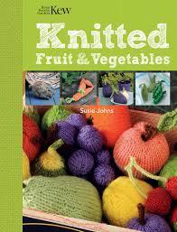 knitted fruit u0026 vegetables kew gardens shop