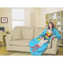 wonder woman comfy throw 46