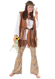 1960s Halloween Costumes Hippie Love Child Costume Female Hippie Halloween Costumes