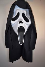 scream halloween mask scarecrow ghost face halloween costume boy m 8 new scream 4