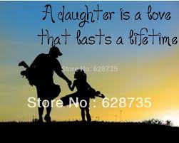 Love Quotes For Daughter by Daughter Love Quotes Promotion Shop For Promotional Daughter Love