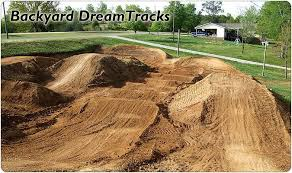 Dirt Bike Track In Backyard Advice On Pit Bike Track Our - Backyard motocross track designs