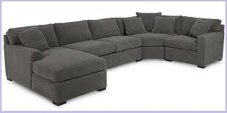 radley 5 piece fabric chaise sectional sofa enchanting 4 piece sectional sofa with radley 4 piece fabric chaise