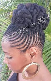 plaited hair styleson black hair natural hairstyles on pinterest flat twist natural hair and