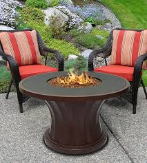 patio table with fire pit grand rapids outdoor fire pits outback casual living outdoor
