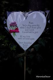 memorial special nan nana grave ornament personalised