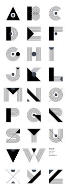 design lines font 24 best fonts images on pinterest letter fonts fonts and
