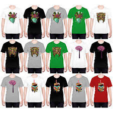 Human Anatomy T Shirts Case T Shirts For Men Ebay