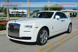 roll royce ghost white used 2015 rolls royce ghost for sale fort lauderdale fl