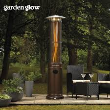 Patio Heater Wont Light by Garden Glow 15kw Circle Flame Garden Patio Heater Patiomate