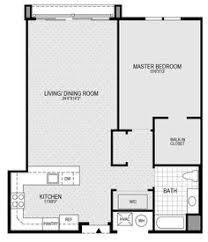 one bedroom one bathroom one bedroom bath floor plans spacious