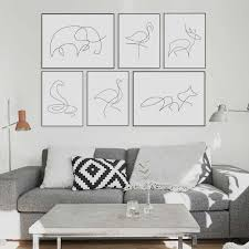 poster print picture more detailed picture about black white