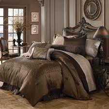 King Size Comforter Luxe Versailles U0027rivoli U0027 Iridescent Silk King Size Comforter Set