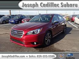 subaru legacy 2016 red certified used 2017 subaru legacy 2 5i sport for sale in the