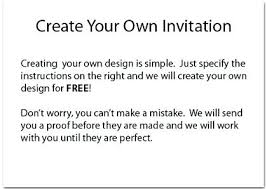 create your own invitations beautiful design your own birthday invitations for make birthday