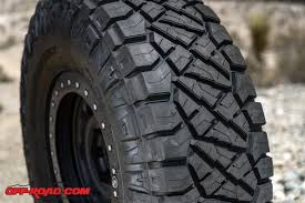 Great Customer Choice 33x12 5x17 All Terrain Tires Nitto Ridge Grappler Tire Review Off Road Com