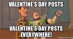 Me On Valentines Day Meme - kattycakes bless me blog post 9 valentines day