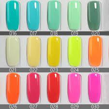 100 color nail gel polish gel long lasting soak off led uv gel