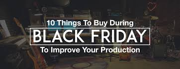 black friday native instruments traktor amazon 10 things to buy during black friday to improve your production