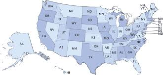 us state abbreviations map state abbreviations map for