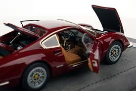 ferrari coupe models ferrari dino 246 gt 1 43 mr collection models