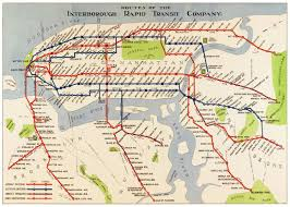 Manhattan New York Map by Old Nyc Subway Map My Blog
